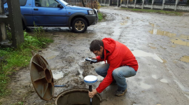 SATU MARE: WATER–SEWAGE SURVEY